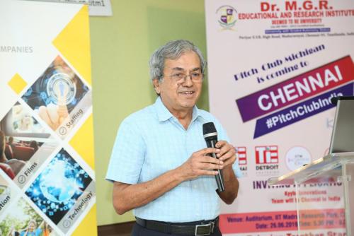 Pitch Club Chennai